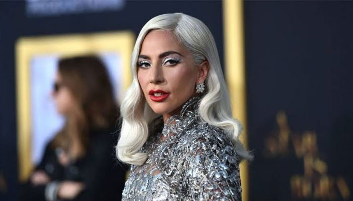 Lady Gaga tumbles off stage during Las Vegas show