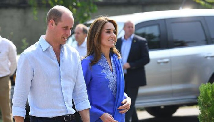 Kate Middleton, post an emotional message on Instagram