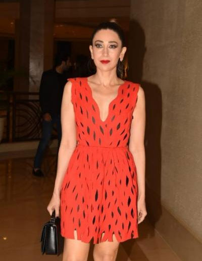 Kareena, Karisma, Karan Johar join Malaika Arora on her birthday bash