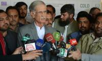 Govt won't be responsible if agreement is violated: Khattak