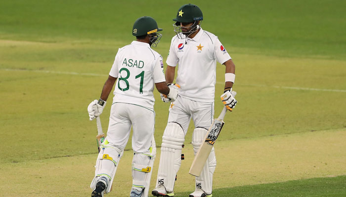 Pakistan's Babar, Asad make Australia A toil in tour game