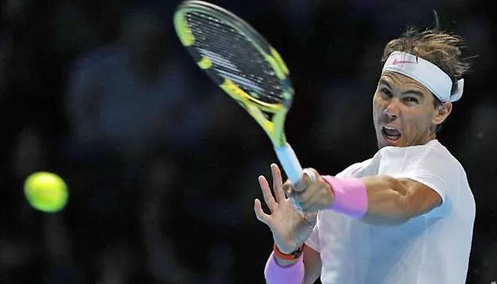 Zverev celebrates first victory over Nadal