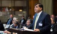 Pakistan rejects Indian external affairs minister's 'unfounded remarks'