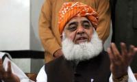 Fazl responds to PM Imran, says govt only has a few days in power
