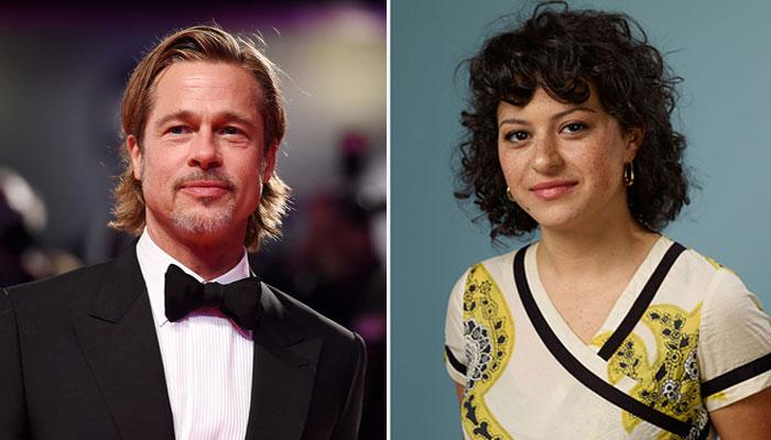 Um, Are Brad Pitt and Alia Shawkat Dating?