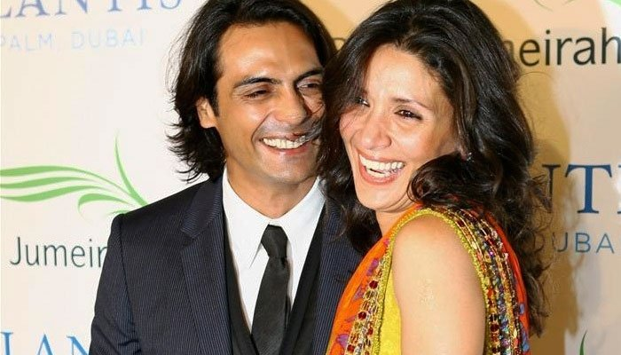 Arjun Rampal and Mehr Jesia granted divorce