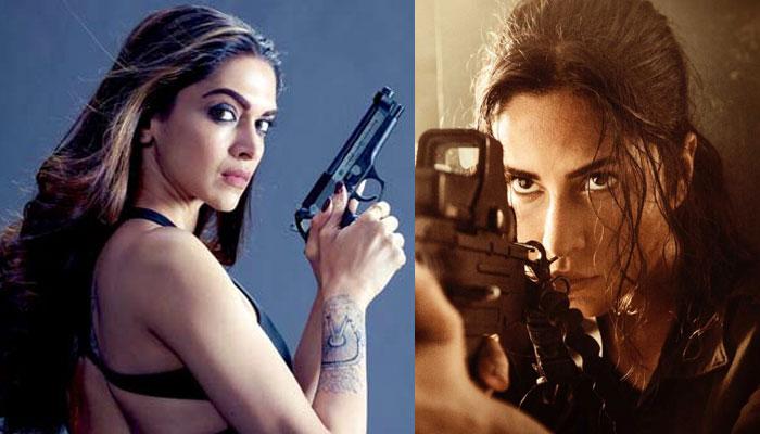 Deepika Padukone, Katrina Kaif for Bollywood version of Charlies Angels?