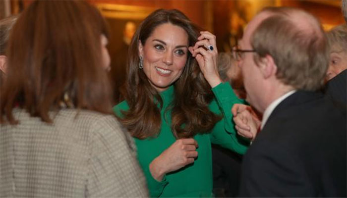 Kate Middleton inherits new family-focused patronage from the Queen