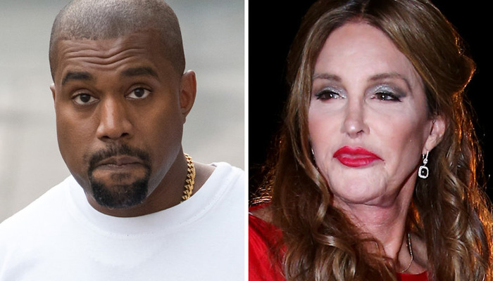 Caitlyn Jenner says she isn't familiar with any of son-in-law Kanye West's songs