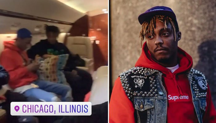 Juice WRLD predicted his own untimely death in eerie 'Legends' lyrics