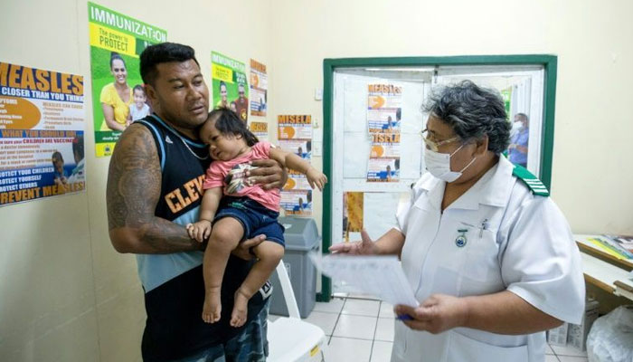 No reprieve as Samoa measles toll hits 70