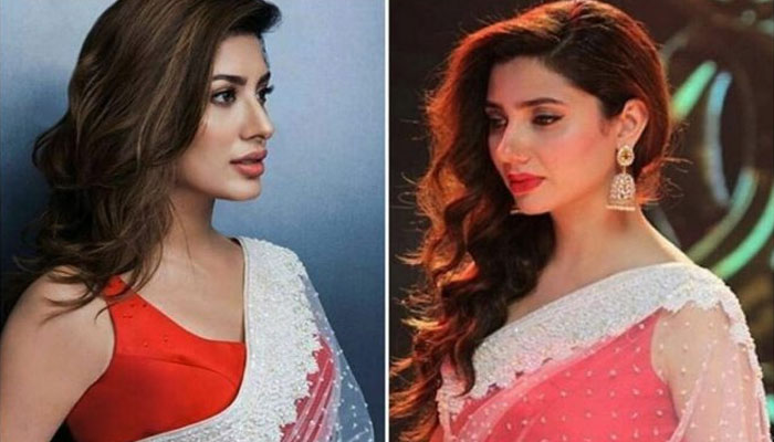 Image result for Mehwish Hayat, Mahira Khan ranked among 'Asia's Sexiest Women of 2019' Listen