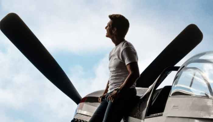 Tom Cruise reveals poster for Top Gun 2