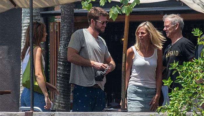 Liam Hemsworth Is Dating Australian Model Gabriella Brooks