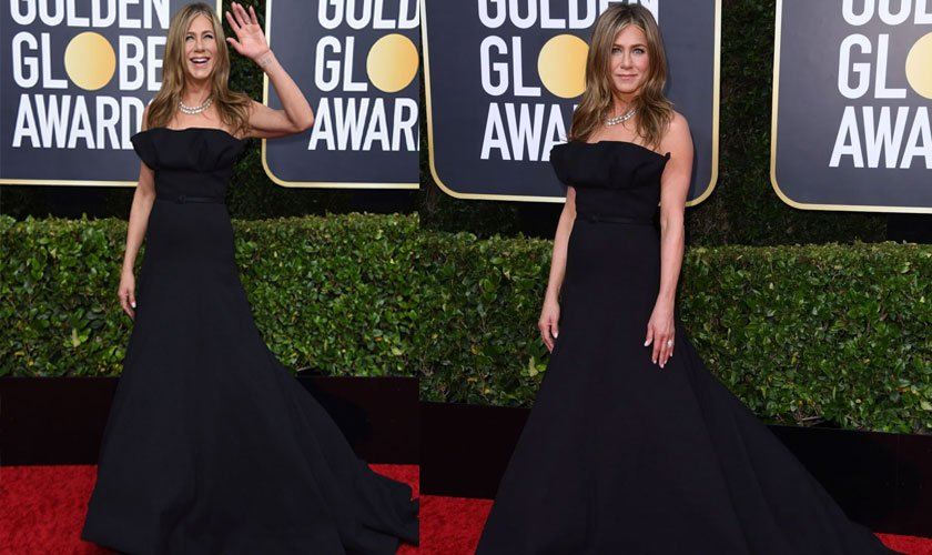 Beyoncé Wins Everything In This Gown After Sneaking Into 2020 Golden Globes