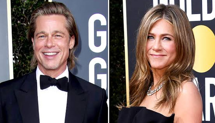 Brad Pitt addresses relationship with ex-wife Jennifer Aniston at Golden Globes