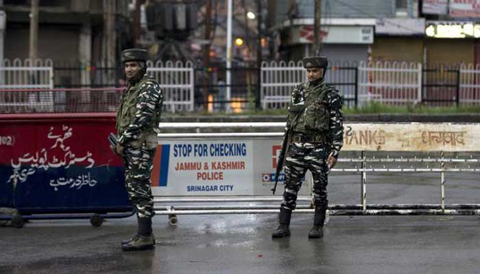Foreign envoys reach Kashmir to assess ground situation