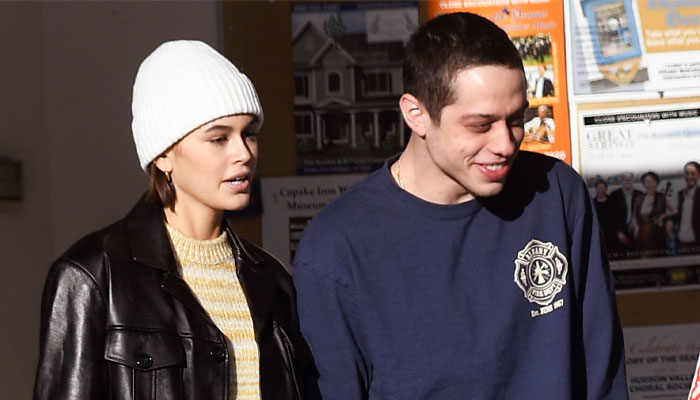Is romance simmering between Pete Davidson and Kaia Gerber?
