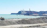 First Afghan-bound transit cargo arrives at Gwadar Port: report