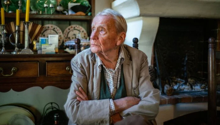 'Lord of the Rings' protector Christopher Tolkien dies at 95