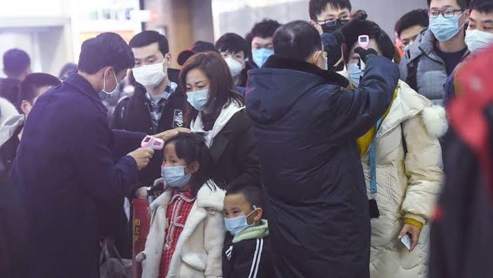 Who is most likely to catch China's coronavirus?