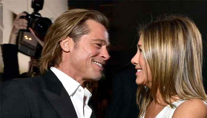Brad Pitt clarifies he's not a Tinder user