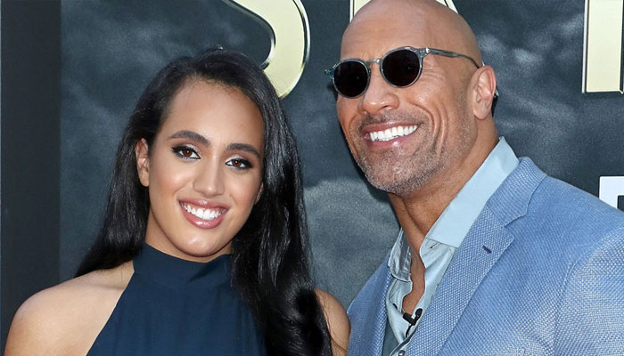 The Rock Reacts to his Daughter Signing With WWE