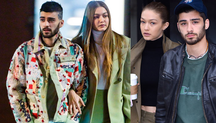 Gigi Hadid and Zayn Malik are back to being Instagram official!