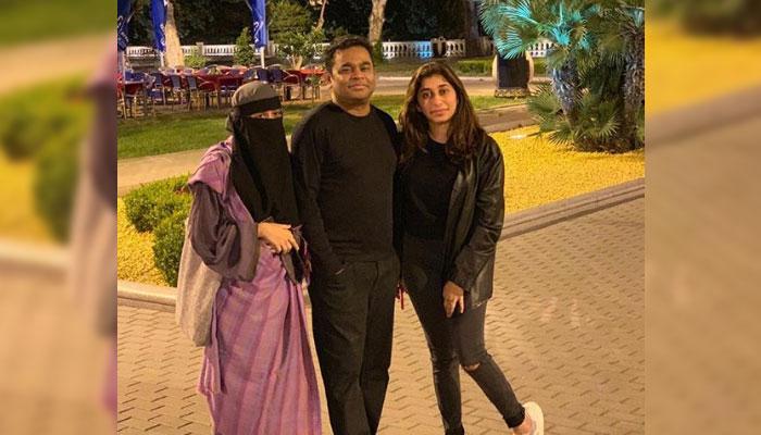 AR Rahman's Daughter Khatija Slams Taslima Nasreen's 'Brainwashed' Comment on Her Burqa