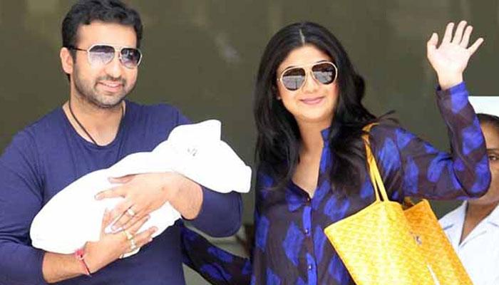Shilpa Shetty, Raj Kundra welcome their second child Samisha