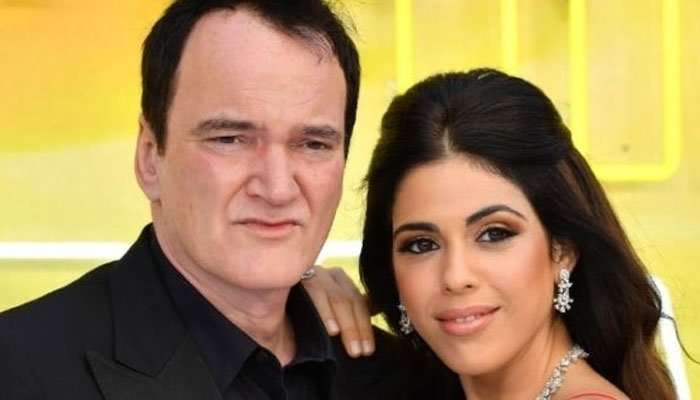Quentin Tarantino and Daniella Tarantino welcome baby boy in Israel