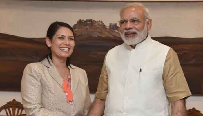 Allies back Priti Patel, who is accused of bullying at work