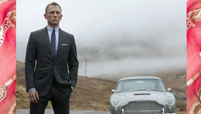 Daniel Craig not `allowed` to drive iconic James Bond car