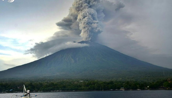 Indonesia's most active volcano Mount Merapi erupts