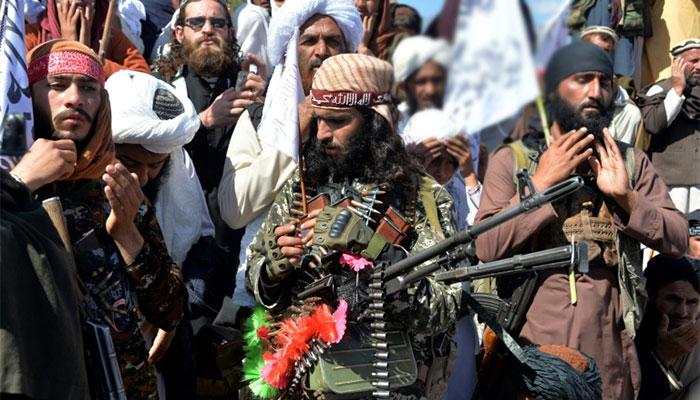 Trump has 'good talk' with Taliban leader following peace deal
