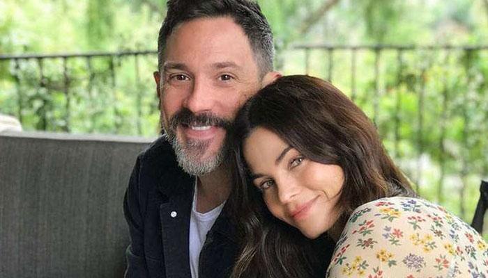 Jenna Dewan and Steve Kazee share newborn photos Movies
