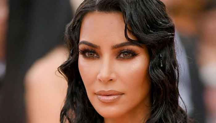 Kim Kardashian reveals her grandmother has been in quarantine for a month
