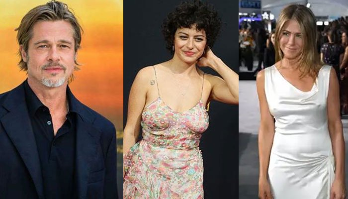 Brad Pitt introduces Alia Shawkat to Jennifer Aniston amidst wedding speculation