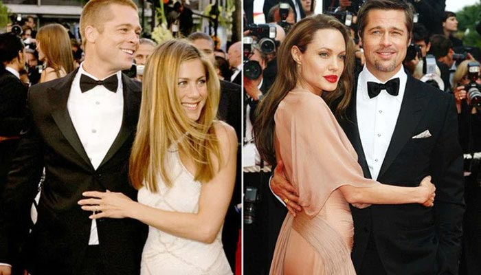 When Brad Pitt Wrecked His Marriage With Jennifer Aniston After Kissing Angelina Jolie