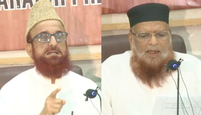 Ulema announce resumption of congregational prayers despite govt's orders of extending lockdown