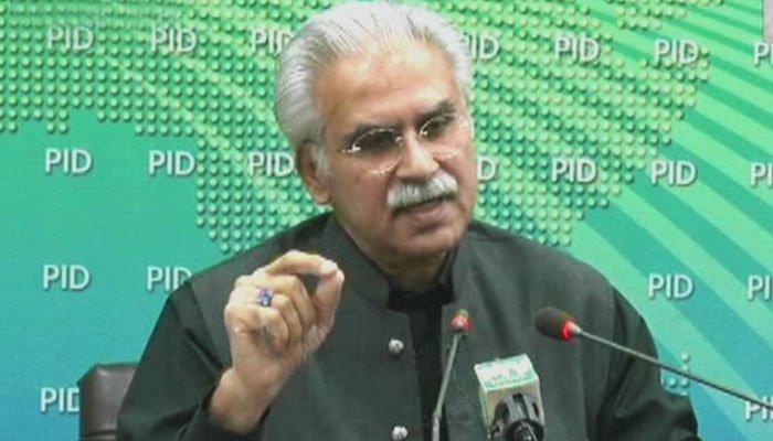 PM reportedly unhappy with Zafar Mirza over failure to represent govt's coronavirus response