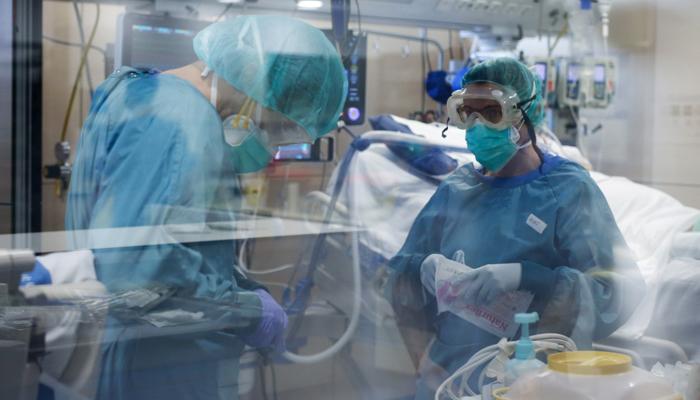 Britain's coronavirus death toll reaches 14,500