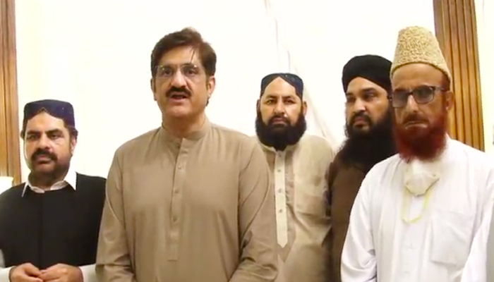 Strict lockdown to be imposed from 12-3pm on Friday: CM Sindh