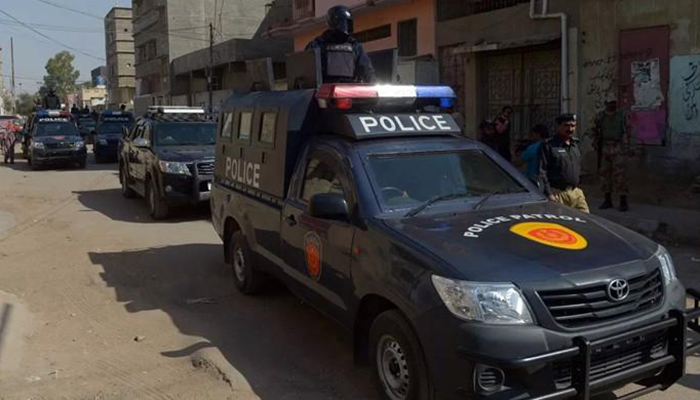 Karachi: Police officer arrested on charges of working for RAW