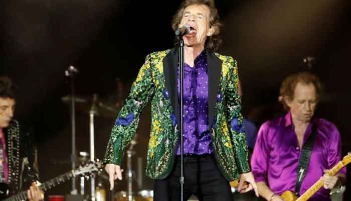 The Rolling Stones release new single 'Living In A Ghost Town'