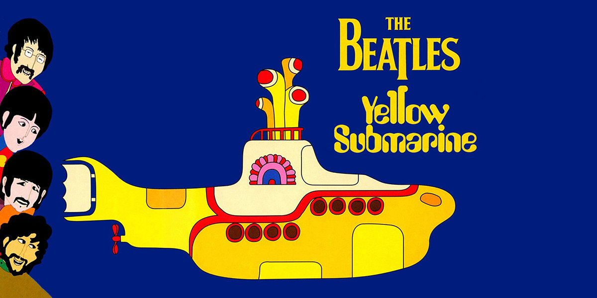 The Beatles' Yellow Submarine set for online singalong party