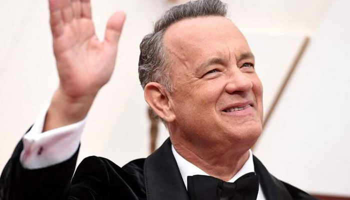 Tom Hanks Shares Photo of Donated Plasma After Coronavirus Recovery