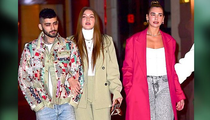Gigi Hadid confirms baby on way with Zayn Malik