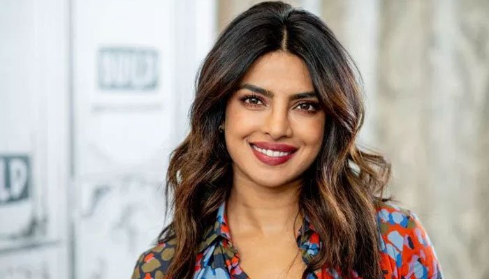 Priyanka Chopra Jonas finds a great way to exercise at home