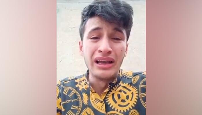 Pakistan TikTok star Ghani Tiger demands justice for father's murder